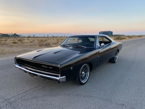 It's Hard To Beat An Original 1968 Charger, But Look At This Restomod