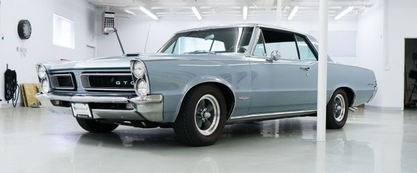 An All Original 1965 Pontiac GTO Could Be Yours