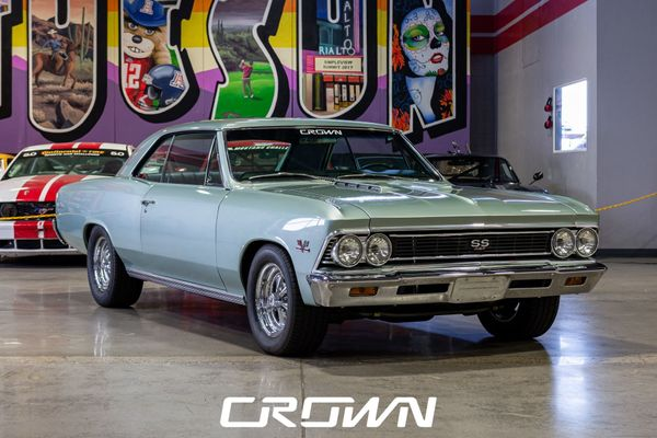 1966 Chevelle SS 454: Made For The Open Road