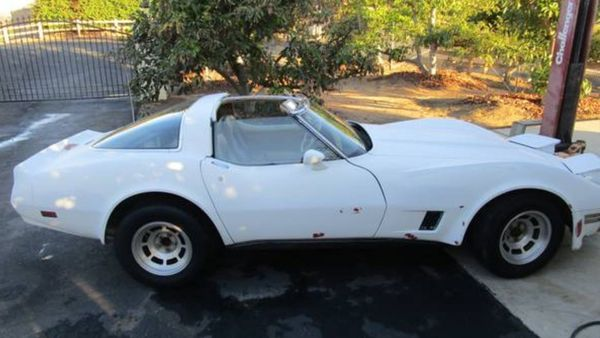 Craigslist Find: 1981 Chevy Corvette