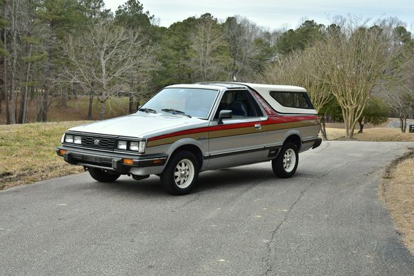 1984 Subaru Brat: A Small Truck With Big Attitude