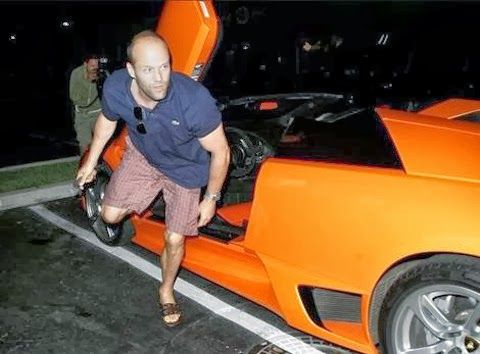 Peek Inside Jason Statham's Car Collection
