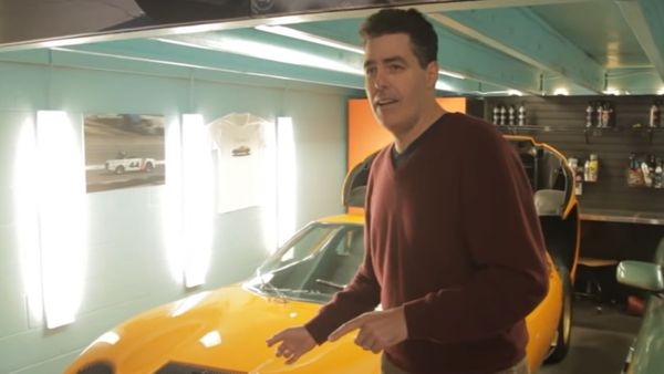Adam Carolla's Car Collection Is Awesome