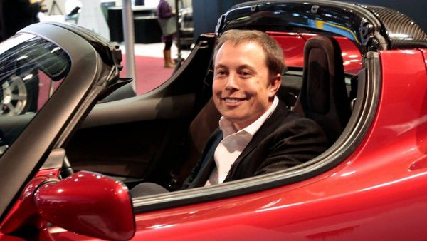 Elon Musk's Car Collection Is Surprisingly Good