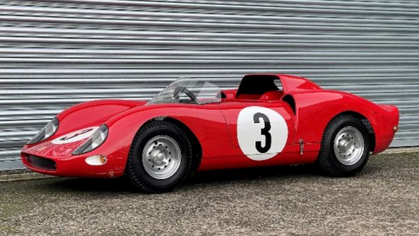 Ferrari 330 P2 Go-Kart Sells For Unbelievable Amount