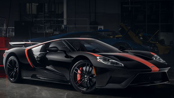 Ford Unveils GT Studio Collection