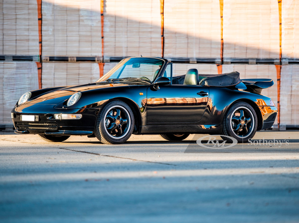 Rare Opportunity To Own One Of The Rarest Porsches Ever