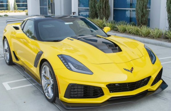 How Much Would You Pay For The Fastest Production Corvette?