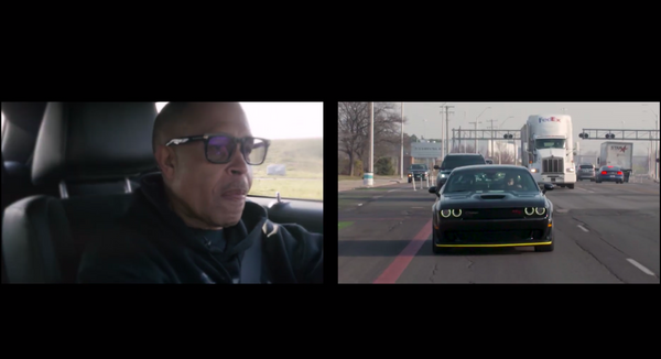 Detroit Police Chief Shows His Love For Dodge Muscle