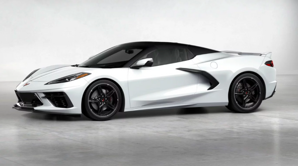 Enter The Code WIN At Checkout And You Could Be Bringing This Brand New Corvette Home