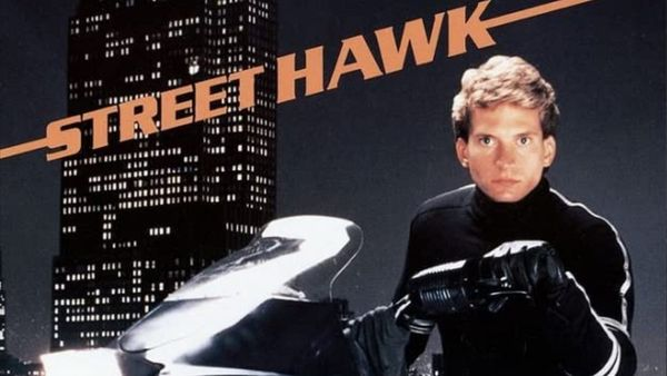 Motorcycle Monday: Street Hawk Motorcycle