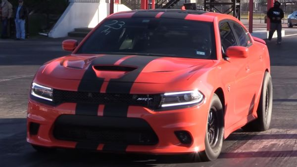 Dodge Grocery Getter Commits Murder