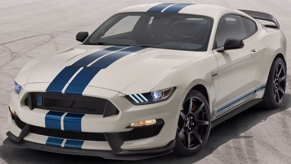 Last S550 Shelby GT350 And Mustang Bullitt Made