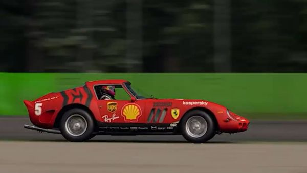 Classic Cars Imagined With Modern F1 Liveries