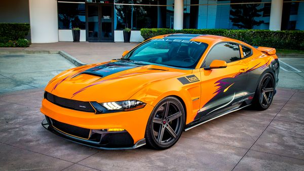 You Could Win This One Of A Kind Saleen Black Label