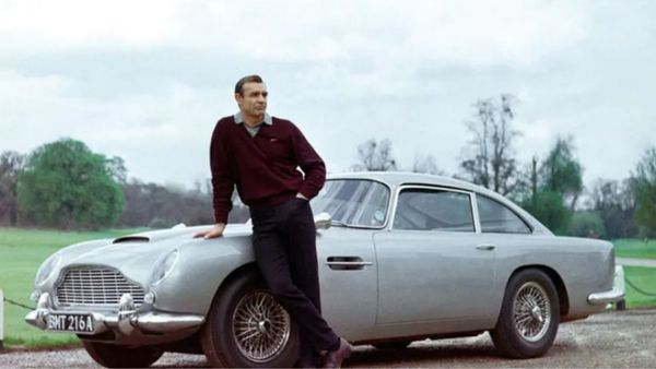 Stolen James Bond Aston Martin DB5 Still Missing