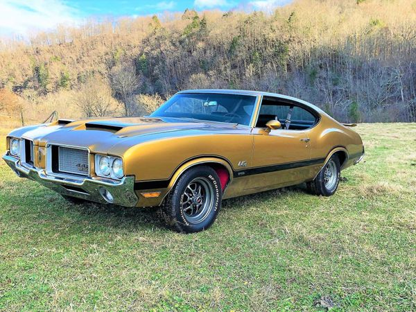 Legendary Oldsmobile 442 In Rare Condition