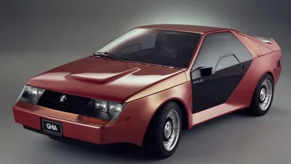 Fugly Squared: 1980 Ford Mustang RSX Concept
