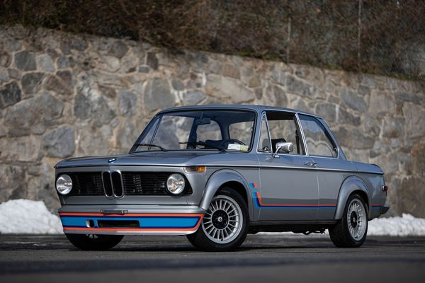 This Rare 1974 BMW 2002 Turbo Deserves To Be Driven