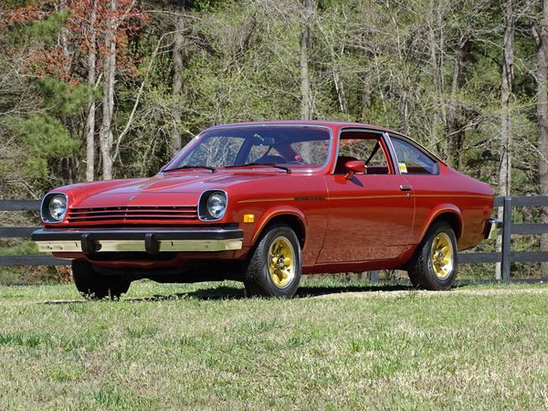 1976 Chevrolet Cosworth Vega: A Lot More Than A Collectors Car