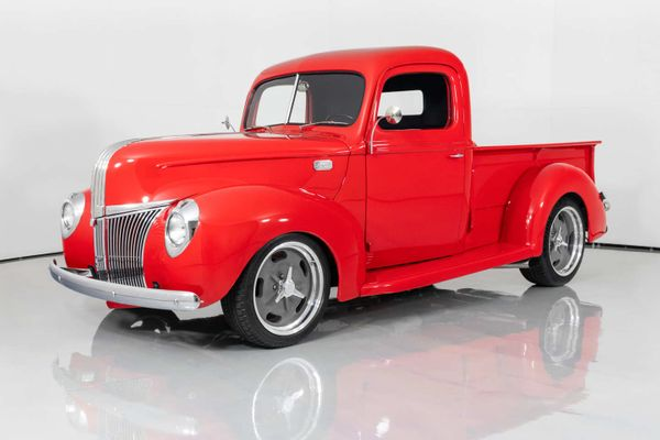 1941 Ford Pickup Built For The Modern Road