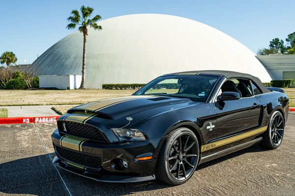 Second Chance At Shelby's Most Capable Creation: 2012 GT500 Super Snake