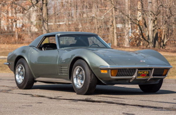 Does This Corvette Belong In A Museum Or On The Road?
