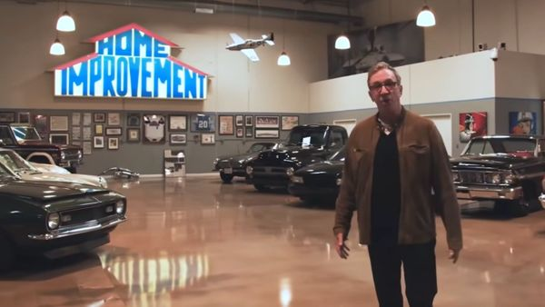 Tim Allen's Car Collection Fills A Warehouse